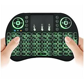 hesapli TV Kutuları-i8 Air Mouse / klavye Mini 2.4GHz Kablosuz Kablosuz Air Mouse / klavye Uyumluluk
