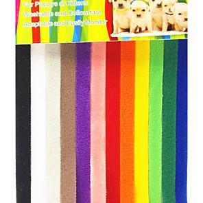 ieftine Becuri LED Corn-Pisici Câine Gulere Siguranță Mată Nailon