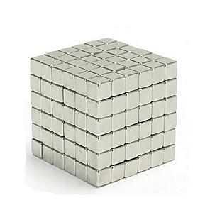 ieftine Jucării cu Magnet-216 pcs 5mm Jucării Magnet Lego Super Strong pământuri rare magneți Magnet Neodymium Cuburi Magice Puzzle cub Magnetic Pentru copii / Adulți Băieți Fete Jucarii Cadou