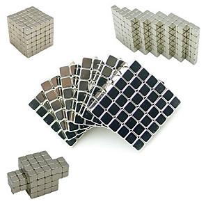 ieftine Jucării Novelty-216 pcs 3mm Jucării Magnet Bloc magnetic Lego Super Strong pământuri rare magneți Magnet Neodymium Cubul de magneți Magnet Neodymium Stres și anxietate relief Birouri pentru birou Reparații Adulți