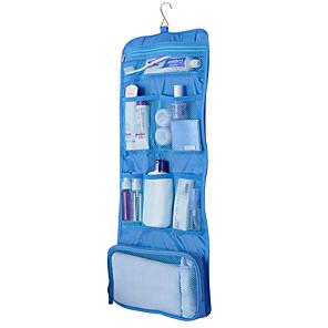ieftine Ustensile & Gadget-uri de Copt-1 buc Organizator de călătorii Organizator Bagaj de Călătorie Geantă Cosmetice Capacitate Înaltă Impermeabil Portabil pentru Haine Material Textil / Mată / Durabil