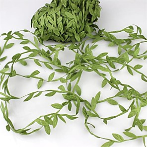 ieftine Decorațiuni de Casă-20 de metri frunze de mătase în formă de frunze artificiale pentru decorare de nunta diy cunună cadou scrapbooking ambarcațiune fals flori