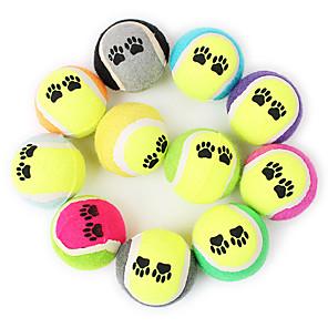 ieftine Jucării Câini-Minge Jucării de Mestecat Jucărie interactivă Jucării Cățel Animale de Companie  Jucarii 1 Minge tenis Burete Cadou