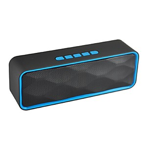 cheap Tools & Machines-SC211 New Outdoor Wireless Bluetooth Speakers Mobile Intelligent Mini Subwoofer Sound