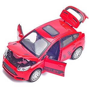 abordables Carrosserie Décoration & Protection-Véhicules à Friction Arrière Voiture de Course Unisexe Jouet Cadeau / Métal