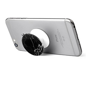 ieftine Suport Mobil-Birou Universal / Telefon mobil Suportul suportului de susținere Stativ Ajustabil / Rotație 360 ° Universal / Telefon mobil policarbonat Titular