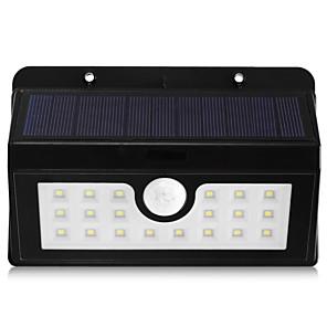お買い得  LED ソーラーライト-BRELONG® 5 W LEDフラッドライト 防水 / 赤外線センサー / 取り付けやすい ナチュラルホワイト 廊下/階段 / 物置/倉庫 / ガレージ/車庫 20 LEDビーズ