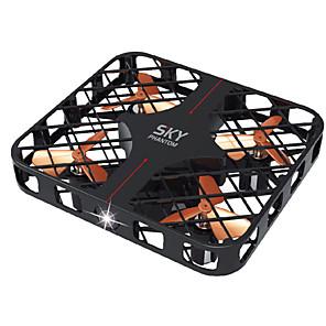 baratos RC Quadcopter-RC Drone IDEAFLY 382 4CH 6 Eixos 2.4G Quadcópero com CR Luzes LED / Retorno Com 1 Botão / Modo Espelho Inteligente Quadcóptero RC / Controle Remoto / Cabo USB / Vôo Invertido 360° / Flutuar / Flutuar
