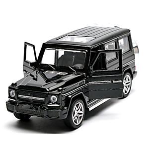 ieftine Vehicule din Jucărie-Jucării pentru mașini Vehicul cu Tragere SUV Mașină Clasic Unisex Băieți Fete Jucarii Cadou