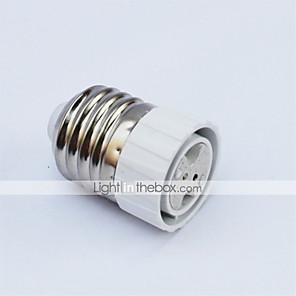 ieftine Becuri De Mașină LED-e27 la mr16 soclu bec ceramic&aluminiu baza de lampi convertibile