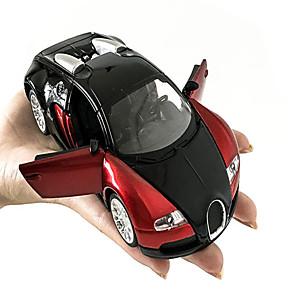 povoljno Muški satovi-Igračke auti Model automobila Autići na navijanje Trkaći auto Glazba i svjetlo Uniseks Igračke za kućne ljubimce Poklon / Metal