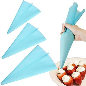ieftine Ustensile de Gătit-Silicon Ecologic Pâine Tort Cupcake Instrumentul de decorare Instrumente de coacere
