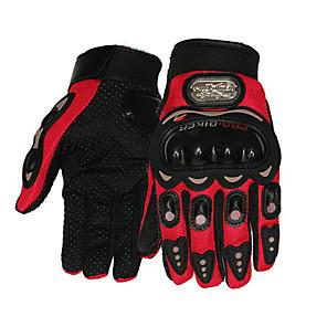 povoljno Motociklističke rukavice-Cijeli prst Uniseks Moto rukavice Carbon Fiber Prozračnost