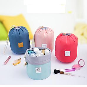 ieftine Produse Fard-1 buc Organizator de călătorii Organizator Bagaj de Călătorie Geantă Cosmetice Capacitate Înaltă Impermeabil Portabil pentru Haine Nailon 23*17 cm Pentru femei Călătorie / Durabil