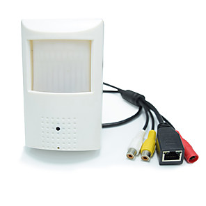 ieftine LED-uri-HQCAM 2mp IP Camera Interior with Premium / IR-cut / Mini / Cablu / CMOS / 50 / 60