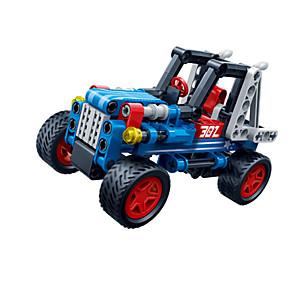 ieftine Cuarț ceasuri-Jucării pentru mașini Lego Seturi de jucării pentru construcții Αγωνιστικό αυτοκίνητο compatibil Legoing Creative Reparații Mașini Raliu Unisex Băieți Fete Jucarii Cadou / Jucării Educaționale