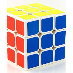 ieftine Cuburi Magice-Magic Cube IQ Cube MoYu 3*3*3 Cub Viteză lină Cuburi Magice Alină Stresul Jucării Educaționale puzzle cub Smooth Sticker Jucarii Unisex Cadou