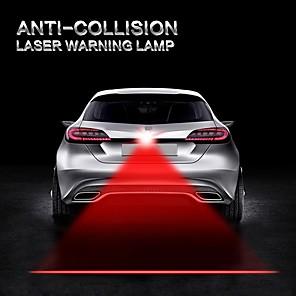 halpa LED-valot ja laitteet-auto auto törmäys lasertulppa auto lazer takavalo sumu lampun varoitus hälytysvalot moottoripyörä kuorma-auto