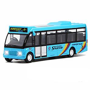 Недорогие Средства индивидуальной защиты-Игрушечные машинки Машинки с инерционным механизмом Автобус Автобус моделирование Универсальные Игрушки Подарок