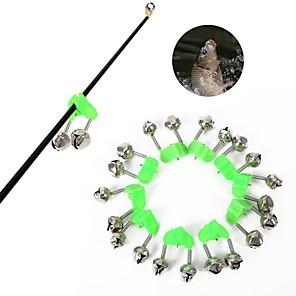 ieftine Gadget Baie-Bite Alarm Clopoței Pescuit 10 pcs Uşor de Folosit Pescuit mare Pescuit la Oscilantă Pescuit de Apă Dulce Alarmă De Mușcare Pescuit Pauză În Aer Liber / pescuit de Crap / Pescuit în General