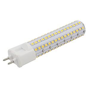 ieftine Lumini Nocturne LED-1pc 11w g12 condus bec de porumb 144 leds 2835 bombilla ac 110v - 220v 85-265v economie de energie lumina rece alb cald alb