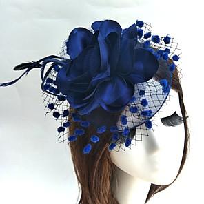 ieftine Bijuterii de Păr-Palarioare / Palarie / Veșminte de cap cu Floral 1 buc Ocazie specială Diadema