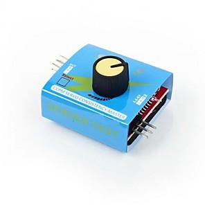 preiswerte Heimwerker Teile-Rc servo tester 3ch digital multi ecs konsequenz geschwindigkeit controler checker
