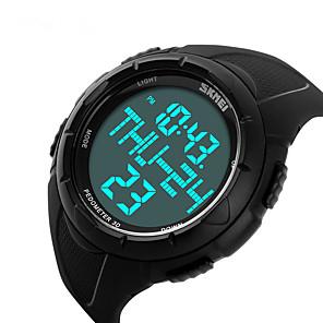 ieftine Produse Fard-Uita-te inteligent YYSKMEI1122 pentru Standby Lung / Rezistent la Apă / Multifuncțional / Sporturi Cronometru / Ceas cu alarmă / Cronograf / Calendar