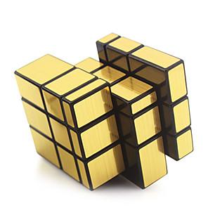 ieftine Pânză Pescuit-Magic Cube IQ Cube shenshou Mirror Cube 3*3*3 Cub Viteză lină Cuburi Magice Alină Stresul puzzle cub Profesional Competiție Pentru copii Adulți Jucarii Unisex Băieți Fete Cadou
