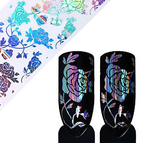 ieftine Îngrijire Unghii-1 pcs Unghii foarfece bandă striping nail art pedichiura si manichiura Modă Zilnic / Foil Stripping Tape