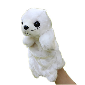 cheap Puppets-Doll Toys Animal Plush Fabric Children's Pieces