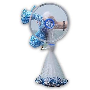 ieftine Plase Pescuit-Landing Net Κλειστή Απόχη 2.4 m Poliester Plastic 10 mm Seturi de Frigider Pești Alte Pescuit în General