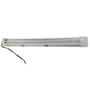 ราคาถูก ไดรเวอร์ LED-dc12v-85v 72 leds bar light 4.5w ไฟ led แบบแข็งพร้อมสวิตช์เปิด / ปิดสีขาว