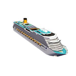 Недорогие Чехлы и кейсы для Galaxy A5-3D пазлы Пазлы Наборы для моделирования Корабль Своими руками моделирование Классика Детские Универсальные Игрушки Подарок