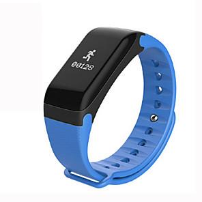 ieftine Camere IP-F1 Unisex Brățară inteligent Android iOS Bluetooth Sporturi Rezistent la apă Monitor Ritm Cardiac Măsurare Tensiune Arterială Touch Screen Pedometru Reamintire Apel Monitor de Activitate Sleeptracker