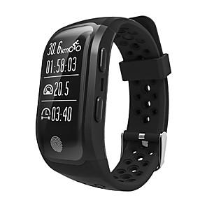 Недорогие Ремешки для часов Xiaomi-Умный браслет для iOS / Android Пульсомер / Измерение кровяного давления / Израсходовано калорий / GPS / Защита от влаги / Напоминание о звонке / Датчик для отслеживания активности