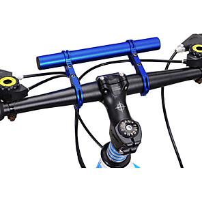ieftine Genți Bicicletă-31.8 mm Extender Ghidon Bicicletă Suport Montaj Lanternă Ușor Holder Instrumentul Extensie pentru Bicicletă șosea Bicicletă montană TT Aliaj din aluminiu Rosu Negru Albastru