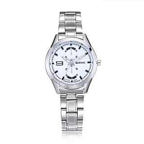 ieftine Spoturi LED-jewelora Pentru femei Ceas de Mână Ceas Elegant  Ceas La Modă Chineză Quartz Rezistent la Apă Mare Dial Rezistent la Șoc Oțel inoxidabil
