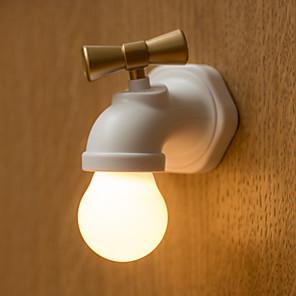povoljno LED noćna rasvjeta-BRELONG® 1set Noćno svjetlo na zidu USB Dodirni senzor