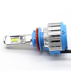 ieftine Lumini Nocturne LED-H11 / H8 Mașină Becuri 35 W LED Performanță Mare 7000 lm Frontală
