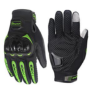 povoljno Motociklističke rukavice-motorna oklopna rukavica biciklistička trkaća rukavica motocikla puni prst rukavice bez klizanja