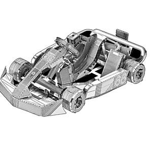 Недорогие Чехлы и кейсы для Galaxy A5-3D пазлы Металлические пазлы Автомобиль Своими руками Предметы интерьера Металлические Хром Классика Детские Универсальные Мальчики Игрушки Подарок