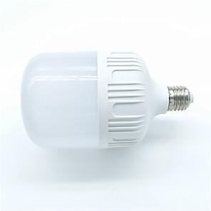 povoljno LED klipaste žarulje-1pc 30 W LED okrugle žarulje 2700 lm E26 / E27 30 LED zrnca SMD 2835 Vodootporno Ukrasno Hladno bijelo 220-240 V / RoHs
