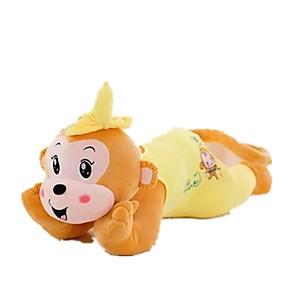 ieftine Tije Pescuit-Animal impaiat Jucări de Pluș Păpuși de pluș Porc Maimuţă Distracție Burete Joc imaginar, ciorapi, daruri de mare aniversare Unisex Pentru copii