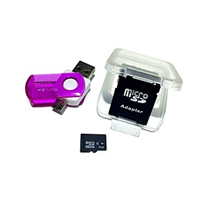 levne Čajové náčiní-Ants 4 GB TF karty Micro SD karta Paměťová karta Class6 AntW3-4