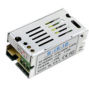 ieftine Convertor de Voltaj-hkv® 12.5a Transformatoare de iluminat de 15w au condus adaptorul de alimentare al șoferului pentru sursa de alimentare cu LED-uri