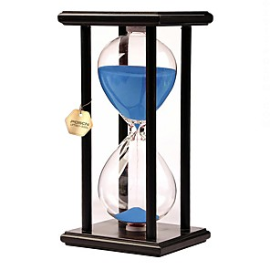 cheap Display Models-Hourglass Hourglass Wooden Glass Unisex Boys' Girls' Toy Gift