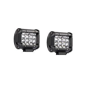 ieftine Manete RGB-2pcs Mașină Becuri 36W SMD 3030 7200lm LED Bec Muncă