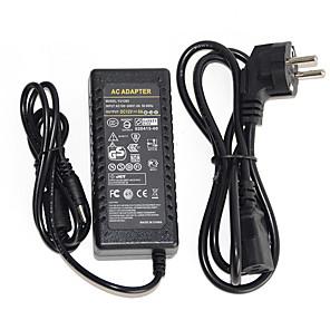 ieftine Întrerupătoare & Prize-1 buc 12 V Strip Light Accesoriu / US / EU Alimentare / Adaptor putere pentru lumina LED Strip