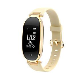 ieftine Smart Wristbands-S3 Dame Brățară inteligent Android iOS Bluetooth Sporturi Rezistent la apă Monitor Ritm Cardiac Calorii Arse Înregistrare Exerciţii Pedometru Reamintire Apel Sleeptracker Memento sedentar Găsește-mi